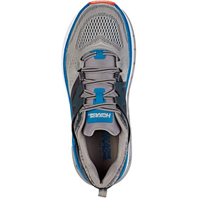 Hoka One One Gaviota 2 Running Shoes Men Frost Gray/Seaport